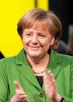 Angela Merkel – Wikipedia