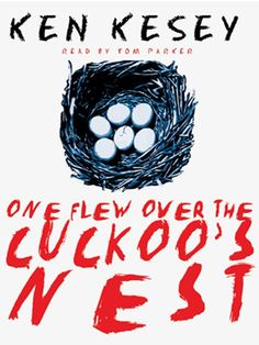 One flew over the cuckoo`s nest - ken kesey I Love Books, Great Books, Books To Read, My Books, Amazing Books, Books About Mental Illness, Ken Kesey, So Little Time, Book Design