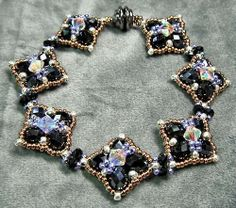 Jewelry: Right Angle Weave Tutorial 1