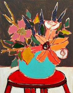 Lulie Wallace Lanes Lillies 21st century