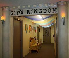 Kingdom entrance