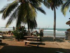 Favorite surfing points close to Ixtapa Zihuatanejo Mexico are Playa La Saladita and Manzanillo Bay in Troncones.