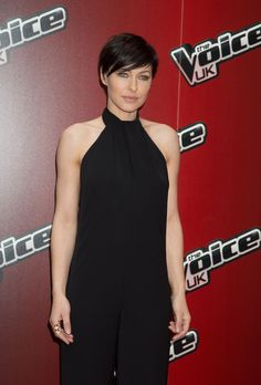 Emma Willis at The Voice UK Series 4 Launch Photocall in London, January 2015.                                                                                                                                                                                 Plus