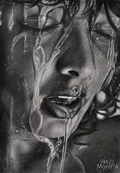 Water Face by Mahbopoli on DeviantArt