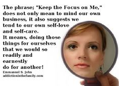 Al Anon, Focus On Me, Audiobook, Self Care, Channel, Mindfulness, Youtube, Check, Consciousness