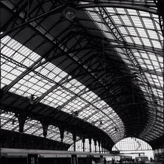 Brighton railway station - architecture