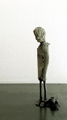 Artist's sculptures in junk & mixed materials by JP Jonsson