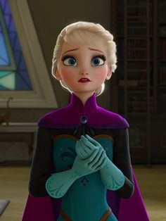 Disney Princess Nails, Disney Princess Fashion, Disney Princess Frozen, Disney Princess Pictures, Elsa Frozen, Miles Spiderman, Cute Bunny Cartoon, Frozen Pictures, Queen Elsa