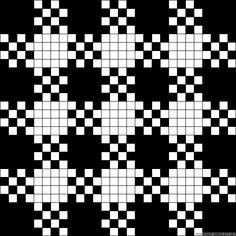Tapestry Crochet Patterns, Crochet Stitches Patterns, Mosaic Patterns, Loom Patterns, Baby Knitting Patterns, Cross Stitch Patterns, Crochet Diagram, Crochet Chart, Filet Crochet