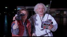 Back to the Future,  Robert Zemeckis, 1985
