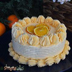 simonacallas - Desserts, sweets and other treats Cheesecake Desserts, Dessert Recipes, Nutella, Oreo, Sweet Treats, Ice Cream, Sweets, Caramel, Orange