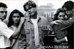 90s banana republic ads - Google Search