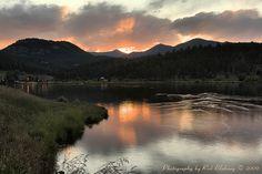 Photo by Rod Blahney. Evergreen, Colorado.