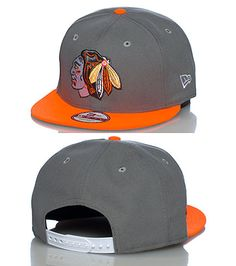 NEW ERA CHICAGO BLACKHAWKS SNAPBACK JJ EXCLUSIVE-oJM20zb0