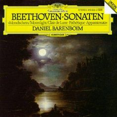 "Daniel Barenboim - Beethoven:""moonlight"" Sonata"