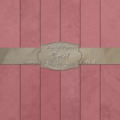 Coral Pink digital paper pack created using a grunge effect.  $3.95  #digital paper, #grunge, #texture, #download, #pink, #red, #coral, #scrapbooking, #background, #card making