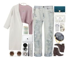 """""""who cares?"""" by doga1 ❤ liked on Polyvore featuring Chicnova Fashion, sass & bide, Steve Madden, Ippolita, M&Co, Monki, Valfré, Bobbi Brown Cosmetics, Wildfox and Kate Spade"""
