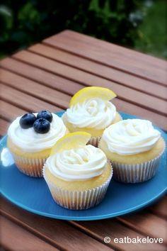 Lemony Cupcake