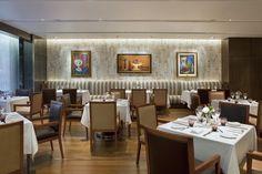 Restaurante Contraluz (Alvear Art Hotel) en Recoleta de cocina De autor - Restorando Buenos Aires