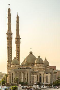 Cairo Mosque by Dereje Belachew on 500px