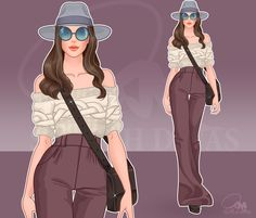 ::: SKETCH DIVAS ::: Fashion illustration by Teya Bozhilova http://www.sketchdivas.com/