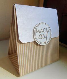 Gift Bag Punch Board - das Geschenktütenbrett