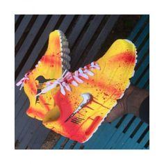 best sneakers 9f8db c61ca Acheter Chaussures Sport Nike Air Max 90 Candy Drip Jaune Rouge France Pas  Cher