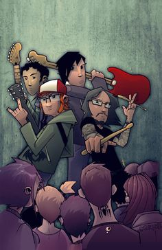 Fall Out Boy Promo by ~JeremyTreece on deviantART