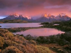 to Patagonia and visit the Torres del Paine National Park in Chile among the other amazing places in Patagonia!