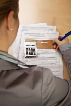 Secrets from the Tax Back Room: Tips for the Self-Employed #taxtime Income tax tips, tax return tips