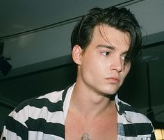 Johnny Depp (anytime, anyplace, any era, wearing anything, or nothing)