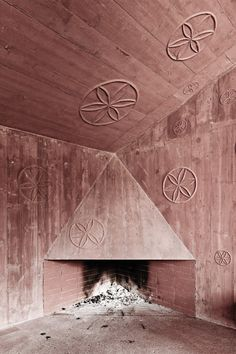 Valerio Olgiati - Atelier Bardill, Scharans 2007. Posted a few...