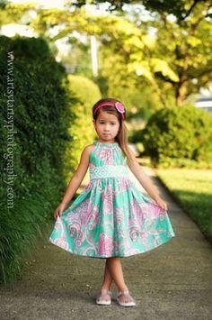 Marissa Dress Pattern | Dress Patterns | Crafting | DIY Sewing Project