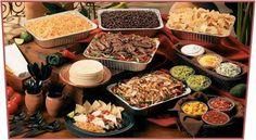 I need Taco/Fajita bar/buffet pics. Update~Vegetarians: I need your help | Weddings, Fun Stuff | Wedding Forums | WeddingWire