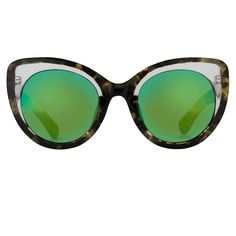 b1aa6ac2921 Erdem 14 - Sunglasses - Shop Women - Shop - Linda Farrow