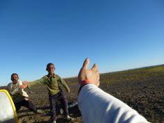 #4LTrophy 2015 au Maroc, enfants