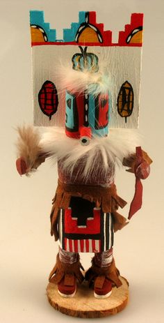 Native American Style Gifts | Southwest Décor | Unique Gifts | Authentic Butterfly Kachina Doll