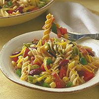 Pasta Tropical Salad