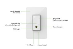 Belkin Releases $50 WeMo Light Switch, Adds Android Support