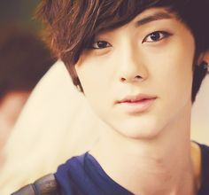 Minhyun from nuest the face I have when I don't know what the crap is going on in calculus so I just think about Minhyun or kpop