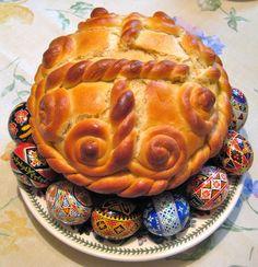 I'm Turning 60...: Saffron Paska (Saffron Easter Bread) - Margaret Ullrich