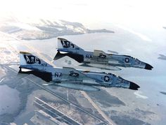 F-4B Phantom of VF-84 from the USS Independence