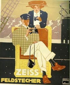 Binoculars Zeiss