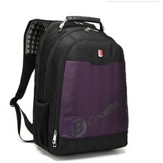 2057 Multi-Compartment CoolBell Laptop Bag via Polyvore featuring accessories and tech accessories