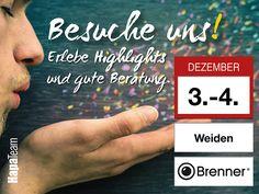 Brenner Fototage in Weiden, vom 03.12.-04.12.2016