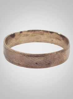 Ancient Viking Wedding Band Jewelry by AncientAdornment on Etsy, $155.00