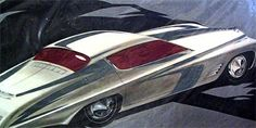 Browse Collection -- Automobile Artwork Collection