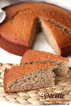 Ricetta torta cannella