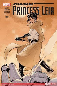 Star Wars: Princess Leia (2015) Issue #5