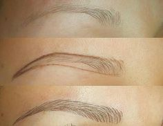 Microblading putting the finest hairs back into eyebrows in Orlando, Florida to provide the finest definition and dimension possible Microblading (or eyebr